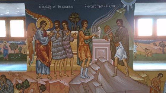 Pedoulas, Chipre: переходы снова