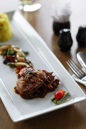 Cikarang, Indonesia: Foods and Beverages of FRESQA Bistro