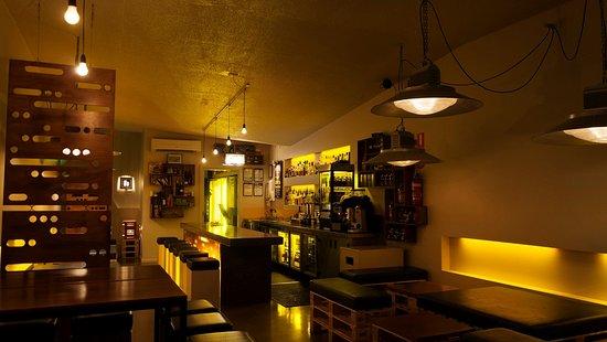 Moonee Ponds, Australia: Our Bar...