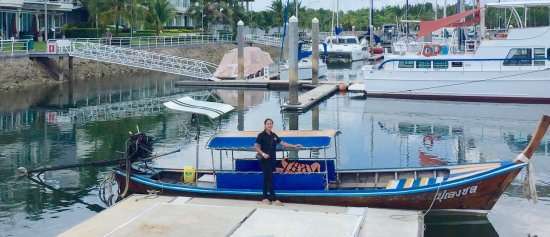 Islanda Hideaway Resort: Hotels LongTail Shuttle