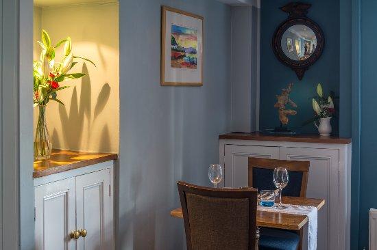 Aberdyfi (Aberdovey), UK: Restaurant