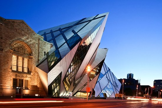 Comfort Hotel Downtown : Royal Ontario Museum