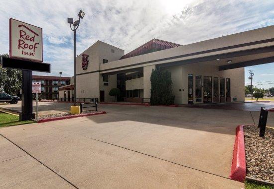 Вичита-Холлз, Техас: Exterior