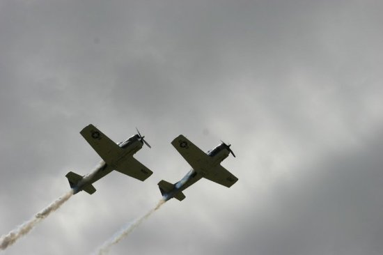 Burnet, TX: Bluebonnet Air Show
