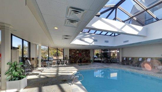 Woodcliff Lake, นิวเจอร์ซีย์: Indoor Pool