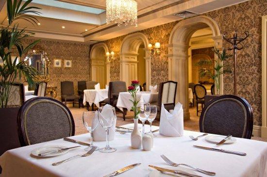 Buswells Hotel: Restaurant