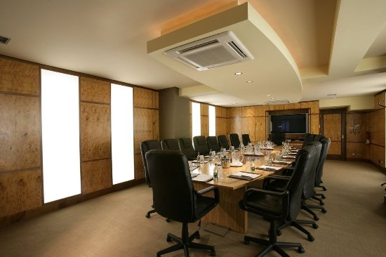 Buswells Hotel: Meeting Room