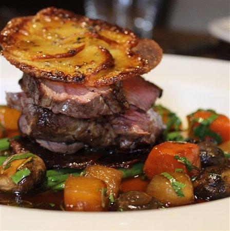 Easingwold, UK: Lamb Rump, Hot Pot Style