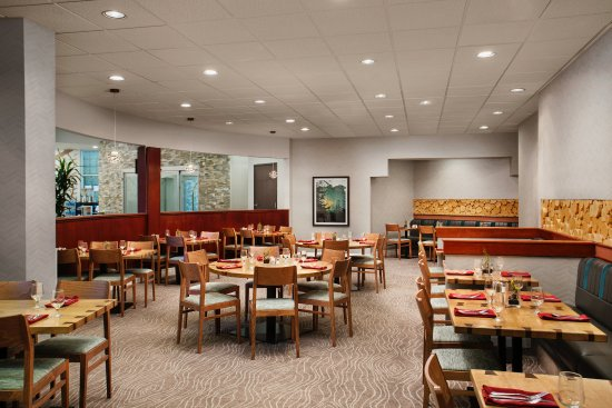 Lake Oswego, OR: Start your day right with breakfast at the Crowne Plaza