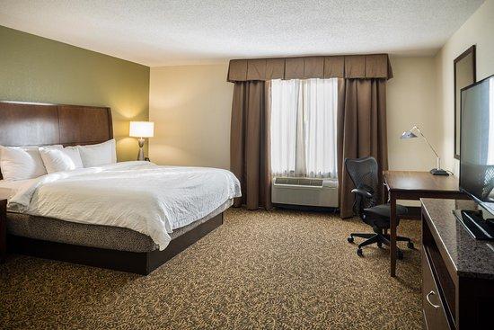 Glen Allen, VA: King Room