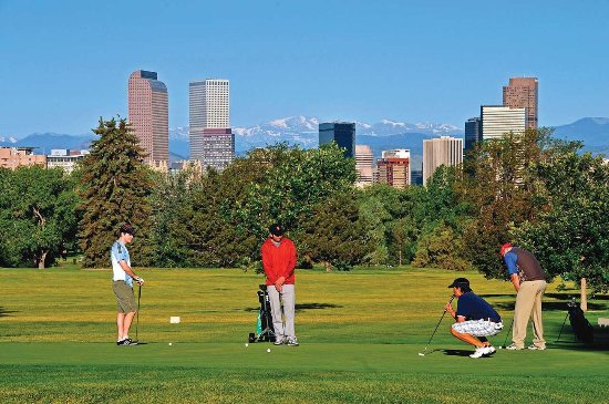 Glendale, CO: Golf Course