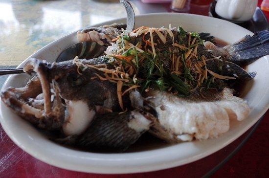 Treasure Island Seafood 清蒸筍殼魚 來海港一定要吃主
