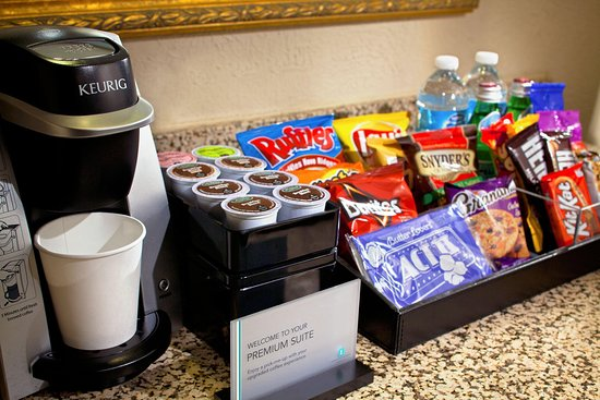 Walnut Creek, CA: Coffee and Snacks