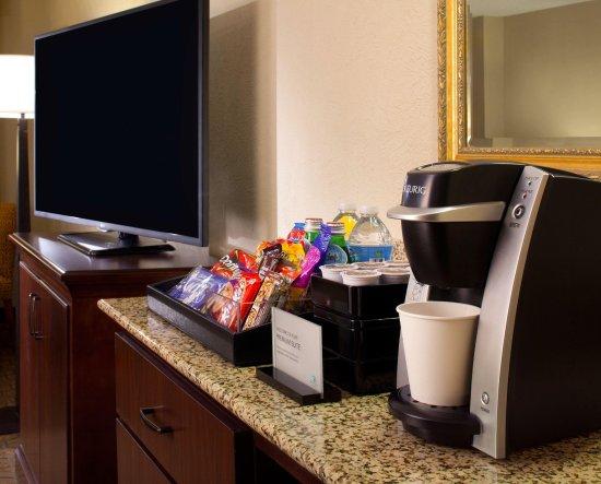 Walnut Creek, CA: Coffee and Snacks TV
