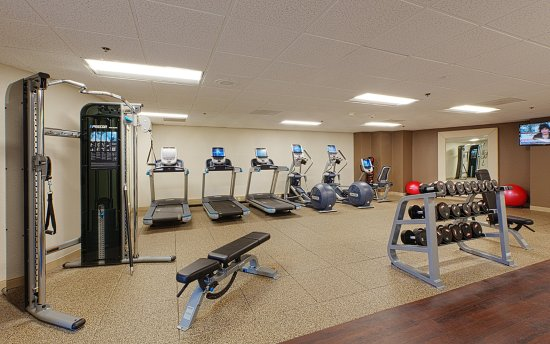 Embassy Suites by Hilton Tampa - Airport/Westshore: Fitness Center