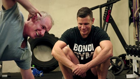 Friendly staff and Personal Trainers to help you make the most of your time at Bondi Gym