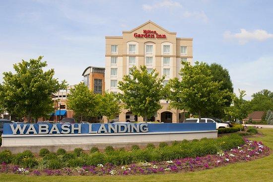 Hilton Garden Inn West Lafayette Wabash Landing