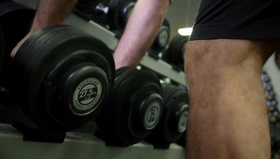 Bondi, Australia: Dumbbells, benches, racks, cable machines plus weights machines. We've got everything covered