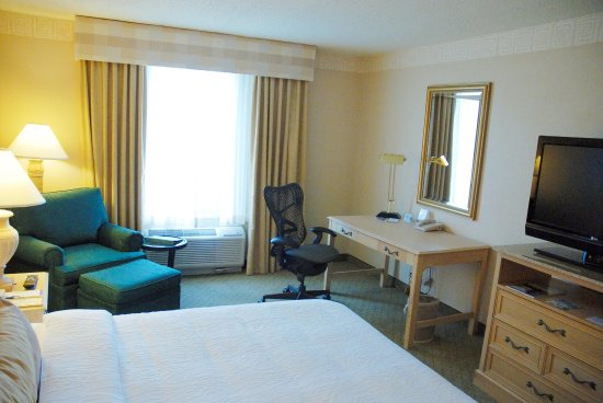 Johns Creek, GA: King Bed Guestroom