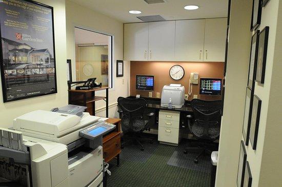Johns Creek, GA: Business Center