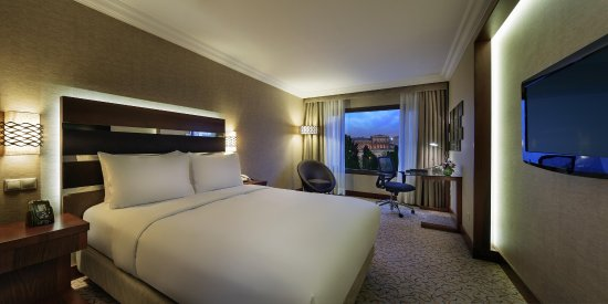 هيلتون بارك إس إيه إسطنبول: Double Hilton Guestroom