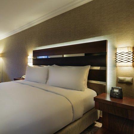 هيلتون بارك إس إيه إسطنبول: Queen Hilton Guestroom