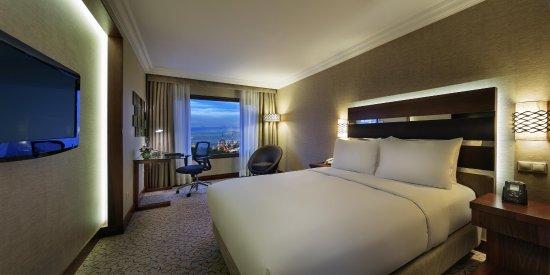 هيلتون بارك إس إيه إسطنبول: Double Executive Bosphorus View