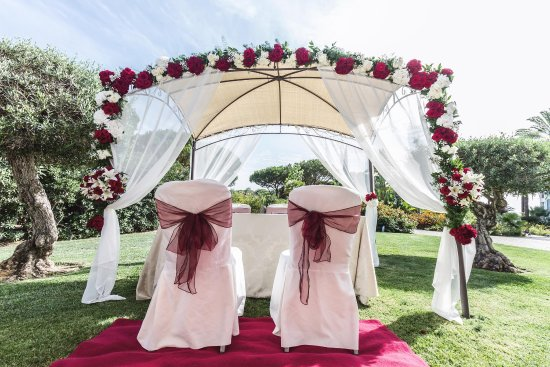 Hilton Vilamoura As Cascatas Golf Resort & Spa: Weddings