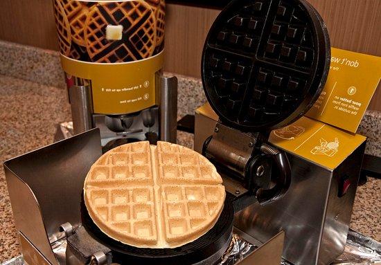 เวสต์มิฟฟลิน, เพนซิลเวเนีย: Free breakfast hotel Pittsburgh
