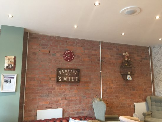 Burton upon Trent, UK: Lovely, relaxed ambience, fabulous food & friendly welcome.