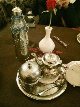 Kasbah Cafe: Just a little bit pricey, but worth the quality and ambience!