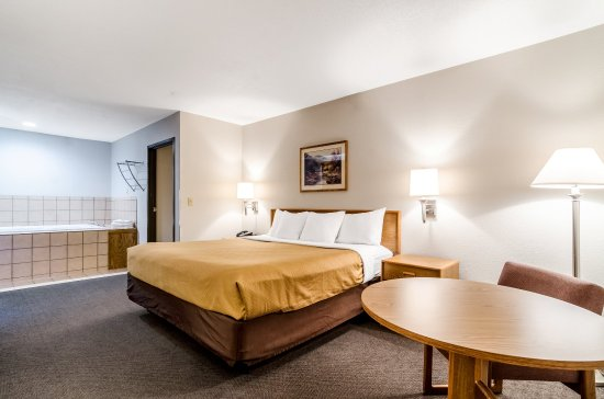 Ainsworth, Νεμπράσκα: Guest room