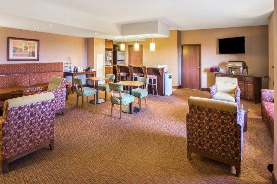 Wauwatosa, WI: Hospitality Room