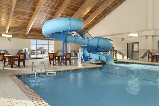 Country Inn & Suites By Carlson, Duluth North: Pool