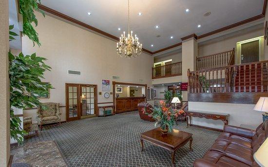 Albany, GA: Lobby