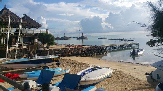 Hot Tub Picture Of Tui Sensimar Lagoon Mauritius Anse
