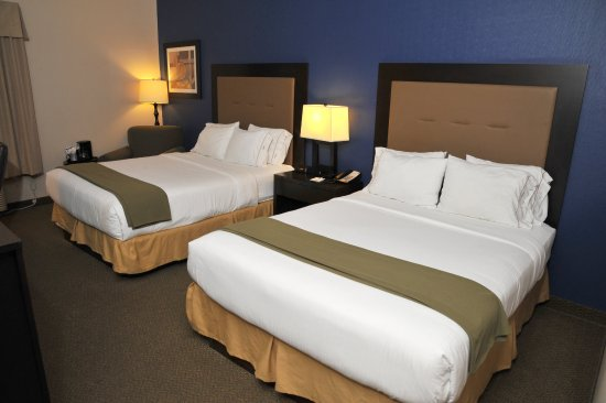 Holiday Inn Express Ashland: Guest Room