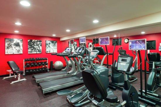 Holiday Inn Express New York City - Chelsea: Fitness Center