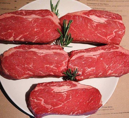 Carne on Keerom: La Lombata di Manzo ▪️ Raw beef rib eye