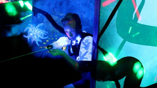 Baxter, MN: Aim and tag away new Laser Tag Arena