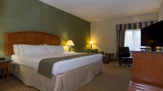 Gastonia, Carolina del Norte: King Bed Guest Room