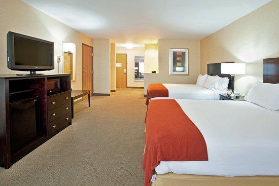 Nogales, Аризона: Double Queen Bed Guest Room
