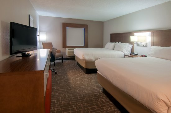 Holiday Inn Express Hotel & Suites Nashville - I-40 & 1-24 (Spence Lane) : Guest Room
