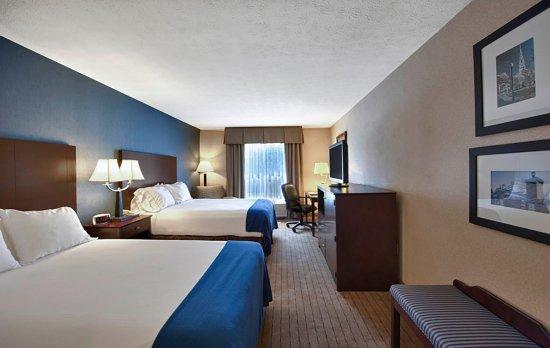 Keene, NH: Guest Room
