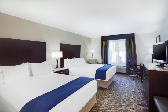 Mebane, Carolina del Norte: Two Queen Guest Room