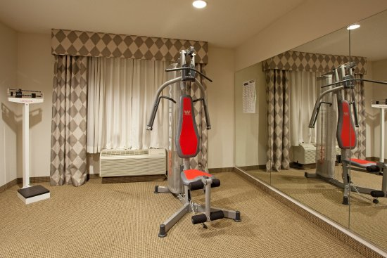 Mebane, NC: Feel better after a quick work out in our on-site fitness center