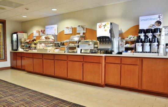 Monaca, Pensilvania: Breakfast Bar