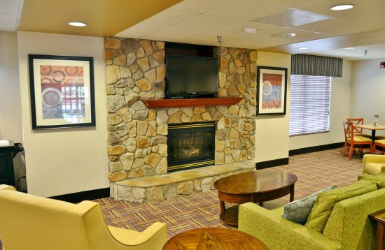 Monaca, PA: Guest Dining Lounge