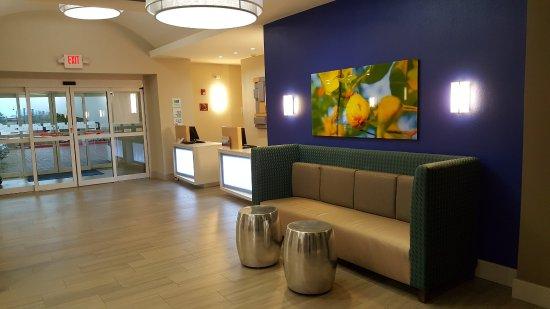 Pearland, TX: Hotel Lobby