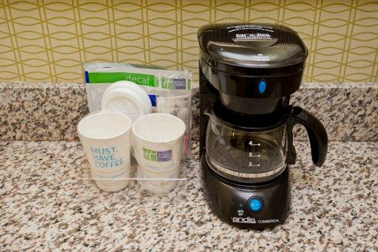 Stephens City, VA: Guest Room Coffee Maker